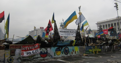 EUROMAIDAN. 11 December 2013 police clash with protesters. (VIDEO)