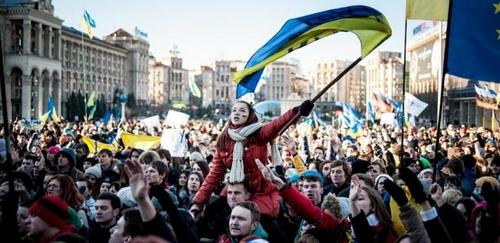 EUROMAIDAN.Protests across Ukraine