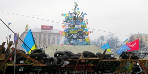 EUROMAIDAN. 17 December 2013 Ukrainian–Russian action plan
